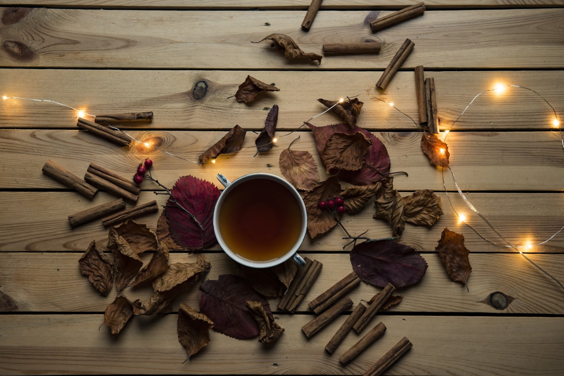 Tea and Cinnamon