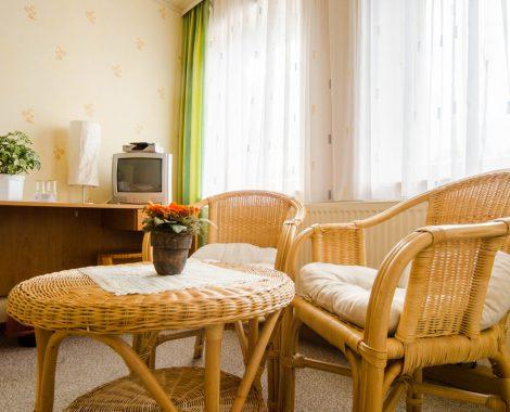 Zimmer im Bergschlösschen Muldenberg